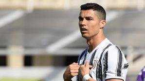 Cristiano Ronaldo com salário em risco na Juventus
