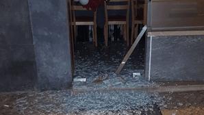 Ladrões partem vidro de café para roubar 70 euros em Lisboa