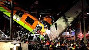 Sobe para 23 o número mortos em acidente de metro no México. Há crianças entre as vítimas