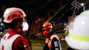 "Presidente do México promete ""inquérito aprofundado"" ao acidente de metro"