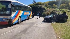 Dez crianças feridas em acidente com autocarro escolar em Arcos de Valdevez
