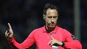 Já é conhecido o árbitro do clássico Benfica-FC Porto