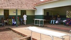 Centros de atendimento de doentes fechados na Guiné-Bissau