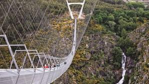 """Associação ambientalista critica """"ecoparolices"""" de passadiços e pontes suspensas"""