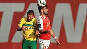 Sporting de Braga e Paços de Ferreira empatam na Pedreira