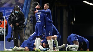 Chelsea vence Real Madrid e garante presença na final da Liga dos Campeões