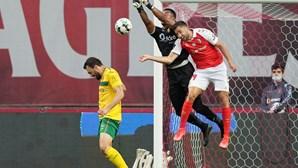 Empate entre Sp. Braga e Paços de Ferreira adia objetivos