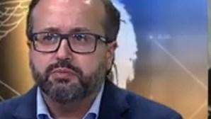"""Vítor Pinto sobre Rúben Amorim: """"São lágrimas de quem sente o título à mão de semear"""""""