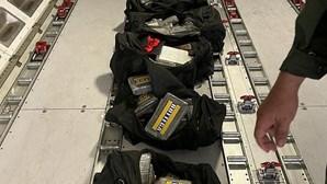 Sargento do exército venezuelano foge com droga apreendida em avião da TAP
