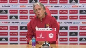 """Jorge Jesus denuncia """"clima de impunidade no futebol português"""""""