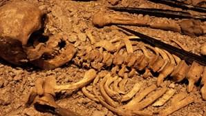 Descoberto esqueleto de criança enterrado  há mais de 78 mil anos em África