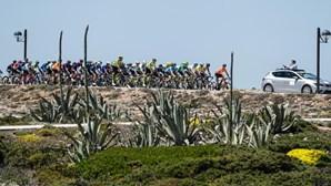 Ethan Hayter vence segunda etapa da Volta ao Algarve