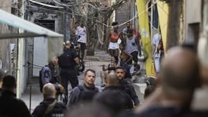Pelo menos 25 mortos em operação da polícia numa favela do Rio de Janeiro