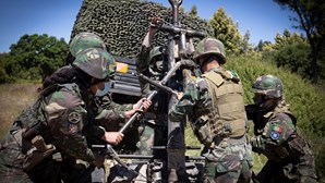 Exército realiza 'Orion 21' no campo militar de Santa Margarida em Constância