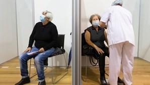Portugal é o 18º país europeu na taxa de vacinação contra a Covid-19 completa de adultos