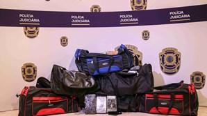 Narcotraficantes apanhados em hotéis de luxo no Algarve