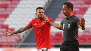 Benfica arrasa árbitro Artur Soares Dias no rescaldo do Clássico