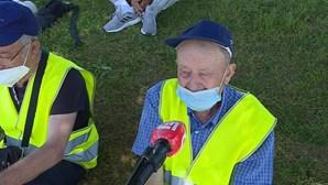 """""""Há 50 anos dormíamos em fardos de palha"""": Peregrinos já estão a caminho de Fátima"""