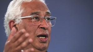 Governo pede inquérito à atuação da PSP na festa do Sporting, anuncia Costa