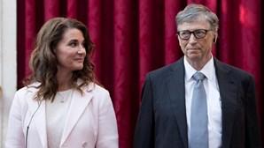 Divórcio de Bill e Melinda Gates poderá ser o mais caro da história