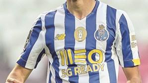 João Mário pode ser a surpresa no onze do FC Porto frente ao Farense