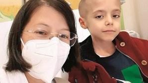Morreu Tomás, o menino de Braga com cancro a quem o Papa Francisco telefonou