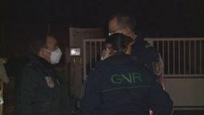 Prisão preventiva para trio responsável pela morte de mulher em Castro Daire