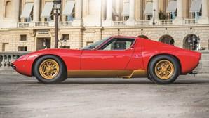 Miura SV: mito da Lamborghini faz 50 anos