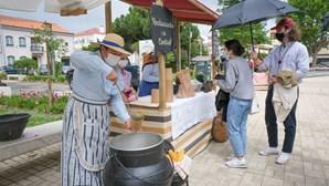 Mercado Caramelo regressa a Palmela este fim-de-semana