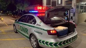 Militares da GNR salvam órgãos humanos após despiste a 220 km/h