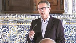 António José Seguro regressa e critica política europeia