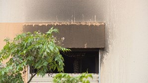 Incêndio em Alhandra faz 9 feridos e 21 desalojados
