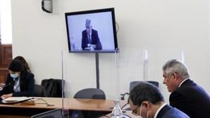 """Luís Filipe Vieira afirma que quem assinou contrato de venda do Novo Banco """"devia ser enforcado"""""""