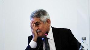 """""""Tenho outros negócios, tenho uma boa reforma. Vivo bem"""", garante Luís Filipe Vieira"""