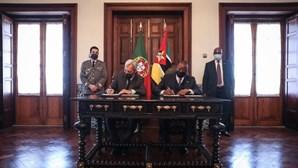 Portugal e Moçambique assinam Programa-Quadro de cooperação na defesa até 2026