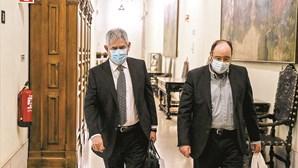 Banca entrega Benfica a Vieira. Presidente das águias foi apertado no Parlamento