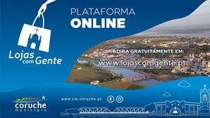 """Plataforma """"Lojas com Gente"""" brevemente online"""