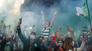 Câmara de Lisboa recebeu parecer negativo da PSP sobre ecrã junto do estádio de Alvalade por 'email'