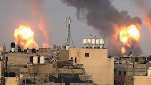 Treze crianças e três mulheres entre os 43 mortos em ataques à Faixa de Gaza