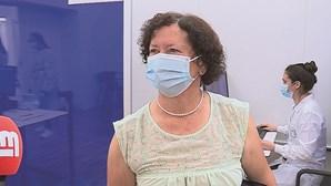 Já foram dadas mais de quatro milhões de doses das vacinas Covid-19 em Portugal