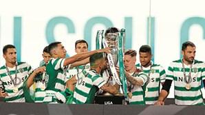 Sporting dá xeque-mate e conquista título de campeão nacional 19 anos depois