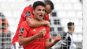 Gonçalo Ramos salva Benfica na Madeira