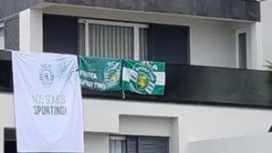 Dolores Aveiro festeja conquista do campeonato pelo Sporting