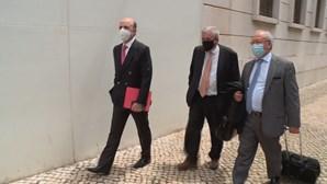 Ex-patrão de Sócrates em silêncio na instrução do caso Máfia do Sangue