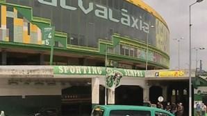 PSP aconselha adeptos leoninos a evitarem as imediações do estádio