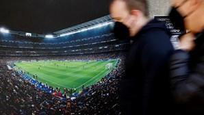 Governo espanhol anuncia regresso do público aos estádios de futebol