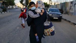Nações Unidas tentam proteger crianças dos conflitos entre Israel e Palestina