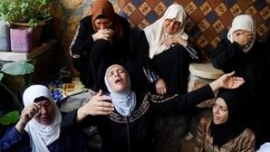As imagens que marcam o horror da violência entre Israel e Palestina