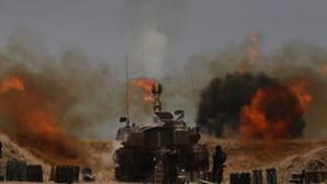 Chefe da diplomacia dos EUA condena disparos de Gaza contra Israel