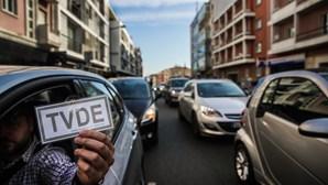 Fiscalizações da PSP e GNR resultam em 574 multas a Ubers